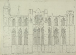 Durham Cathedral f.132